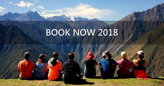 book now 2018 Apu Andino Travel